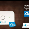 Telenor 4G Hotspot Packages 25GB In 1500 Monthly Telenor 4G Device Price In Pakistan