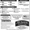 Institute Of Management Sciences Lahore Admissions Form 2017, Fee Structure