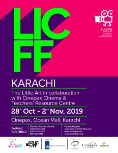LICFF19 Karachi Poster