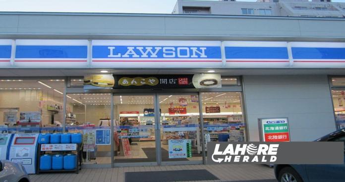 Japanese Convenience shops ban porn