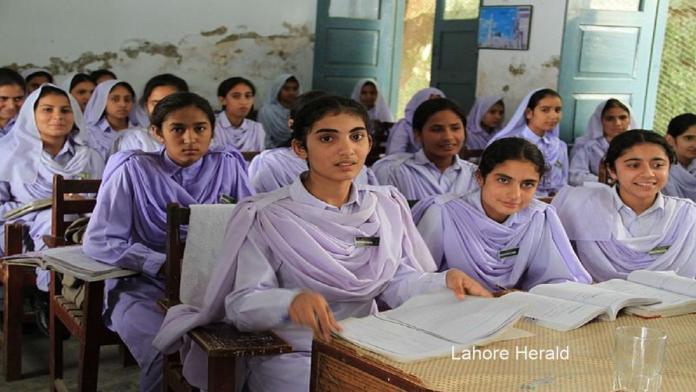 Khyber Pakhtunkhwa school in pakistan