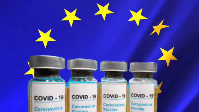 EU Leaders meet to go faster vaccine rollout in race against variants
