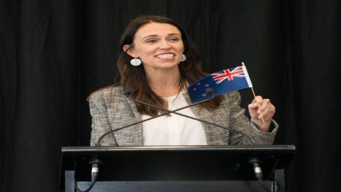 NZ PM speaks bluntly