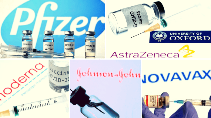 The most popular COVID vaccines