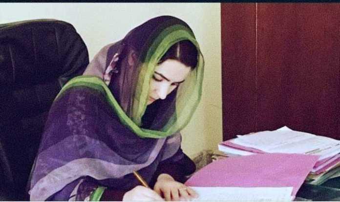 Farida Tarin