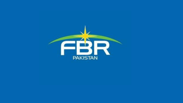 FBR tax notice