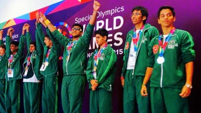 Pakistan's Olympic team