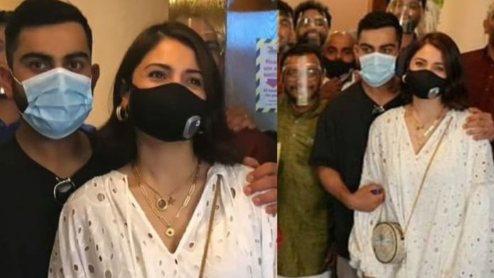 Anushka Sharma's white maxi outfit has gone viral