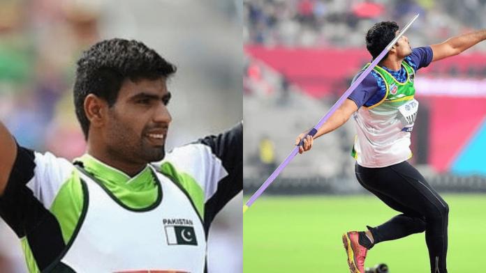 athlete arshad nadeem