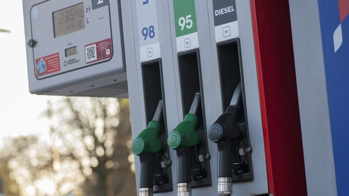 Sales tax on petroleum
