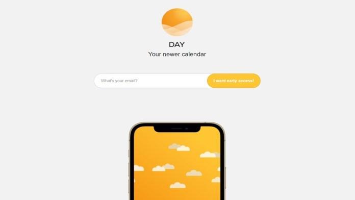 day new calendar app