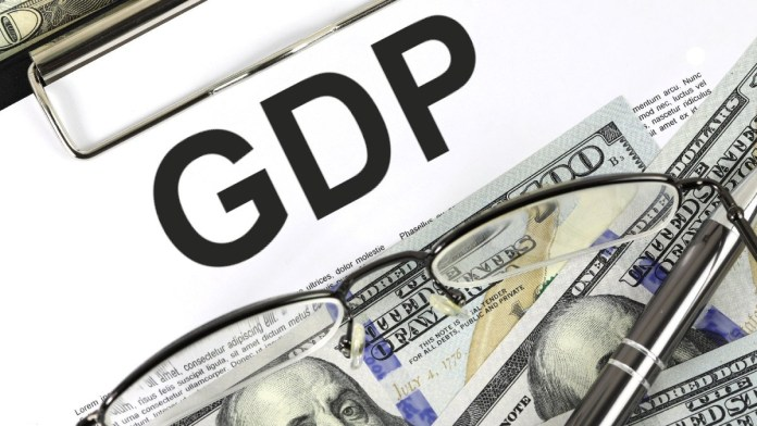 pakistan gdp growth rate 2021