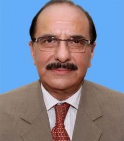Senator Kamil Ali Agha