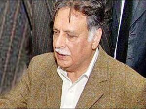 Senator Pervaiz Rasheed