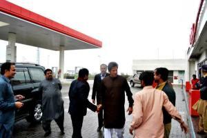 Imran Khan In Toba Tek Sing