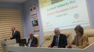 Kashmir solidarity seminar in Ankara-2