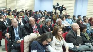 Kashmir solidarity seminar in Ankara