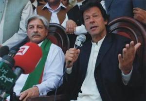 Former IB chief Masood Sharif quits PTI