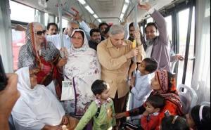SS with Zakia Shahnawaz