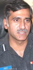 DIG Jawad Ahmad Dogar