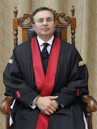 Justice Syed Mansoor Ali Shah of Lahore High Court