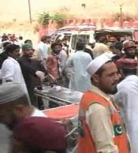 Peshawar blast in church 1