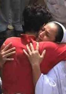 Peshawar blast in church
