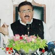 Minister Labour Raja Ashfaq Sarwar