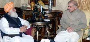 Molana Fazal ur Rehman_ calls on _CM Punjab