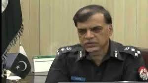 CCPO Lahore Ch Shafique Ahmad