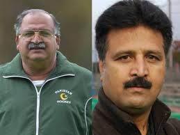 Akhtar Rasul and Rana Mujahid Ali