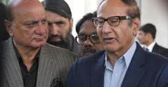 Nawaz Sharif to tell who is hatching conspiracies : Ch Shujaat Hussain