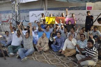 LPC organizes hunger strike camp5