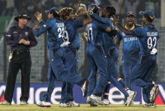 lankan celebration after winning T20 cup