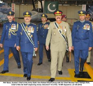 CAS and COAS During Inspection