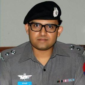 DPO Bahawalnagar Athar Ismail