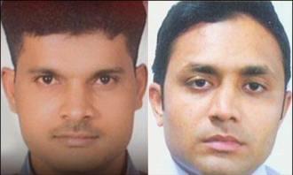 Suspects in Dr Imran Farooq murder case