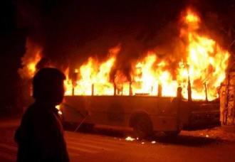 Riots in Karachi 1