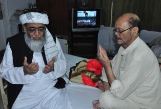 Zulfiqar Balti,Hafiz Hussain Ahmad