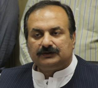 Rana Mashud Ahmad Khan