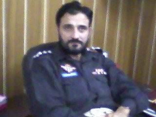 DSP Malik Yaqoo Awan