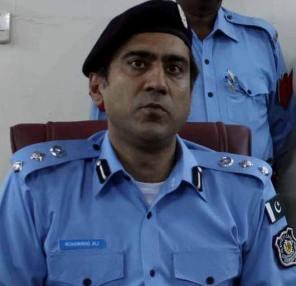 SSP Islamabad Muhammad Ali Naikukar