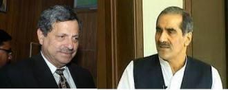 Hamid Khan and Khawaja Saad Rafique
