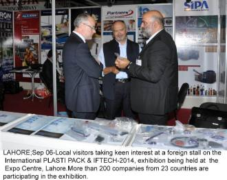 PLASTI & PACK-IFTECH-Pakistan 2014, Concludes
