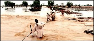 flood devastation