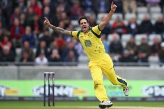 Australia fast-bowler Mitchell Johnson