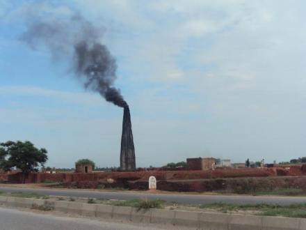 Punjab Government decided to shutdown brick kilns of old design