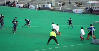 Army (Seniors), NAVY and Police won their matches in the First Chief of the Army Staff Challenge Hockey Cup