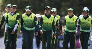pakistan woman cricket