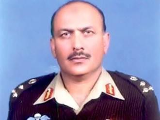 Brigadier(r) Ijaz Shah